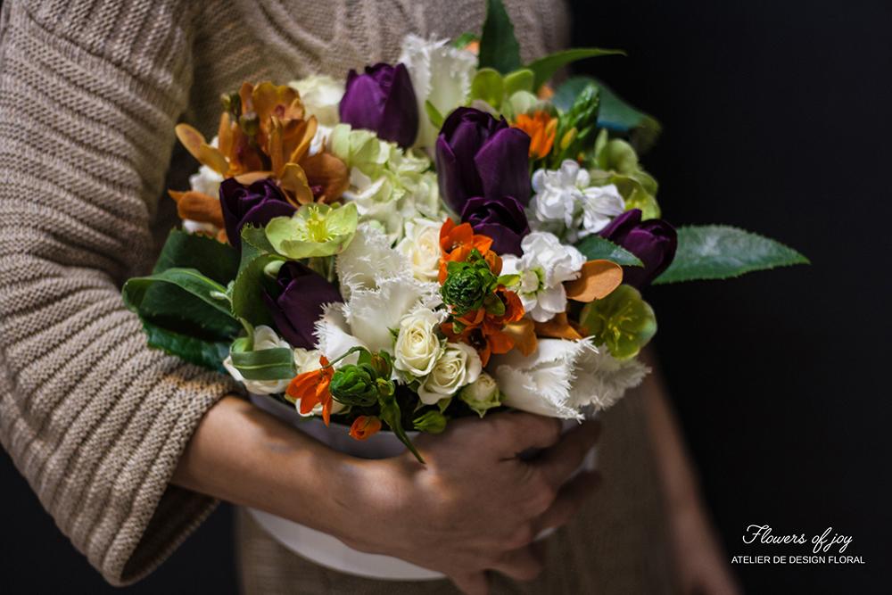 flori la cutie flowers of joy