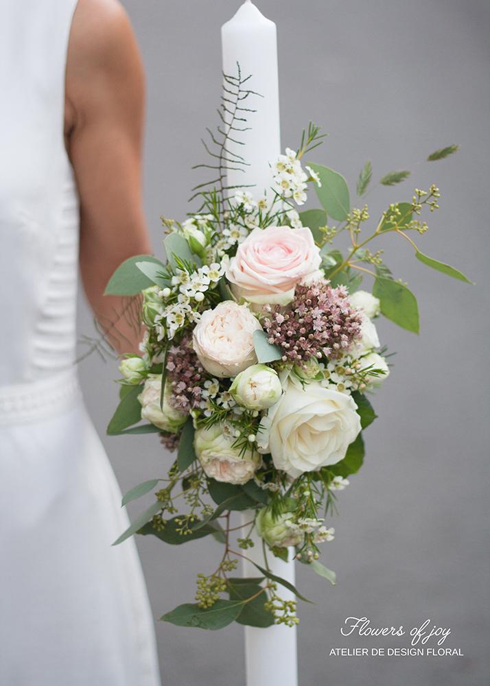 Lumanari nunta lumanari botez flowers of joy 2017