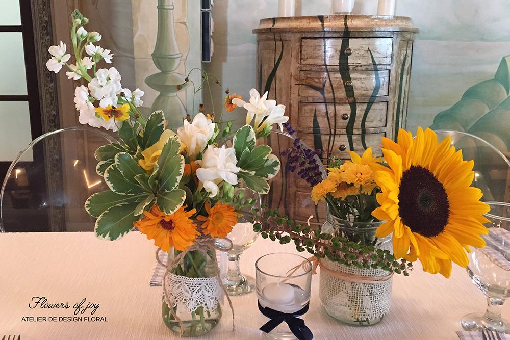 aranjamente florale nunti botezuri