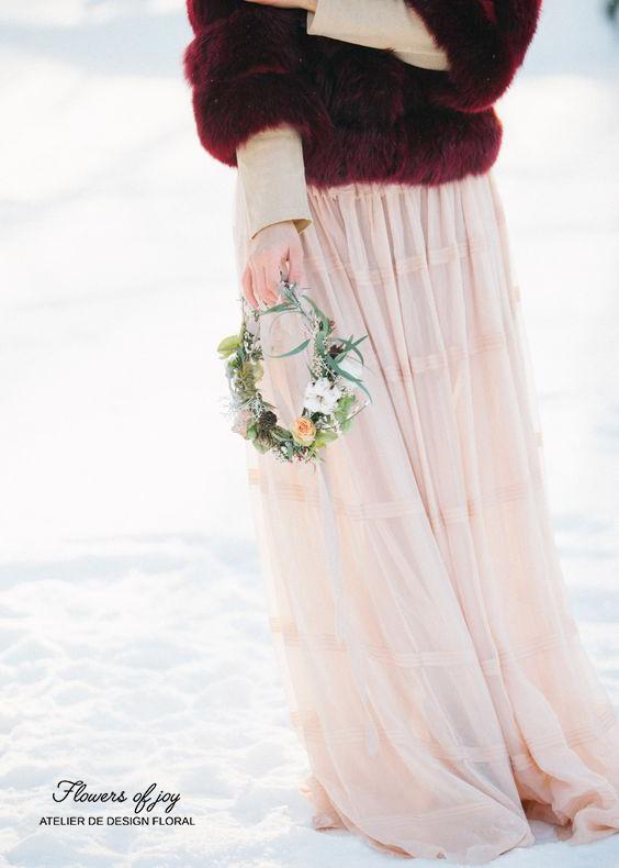 coronita si accesorii flori naturale flowers of joy 2017